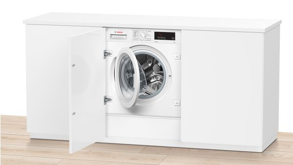 Serie | 6 Εντοιχιζόμενο πλυντήριο ρούχων 8 kg 1200 rpm WIW24341EU WIW24341EU-4