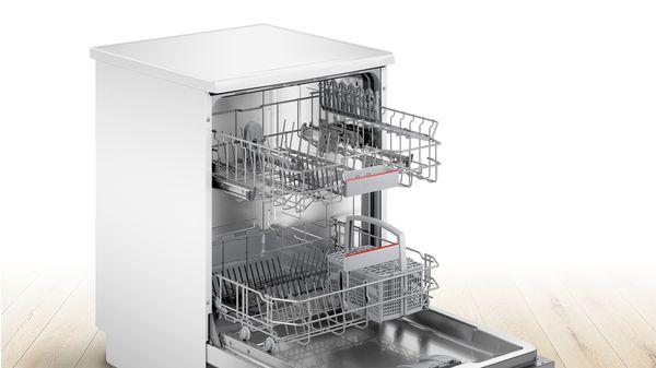 Serie | 4 Ελεύθερο πλυντήριο πιάτων 60 cm Λευκό SMS4HTW33E SMS4HTW33E-4