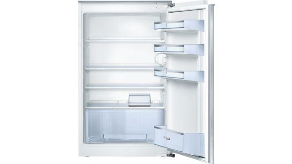 Kühlschrank Integrierbar A : Kühlschrank integrierbar flachscharnier serie kir v bosch