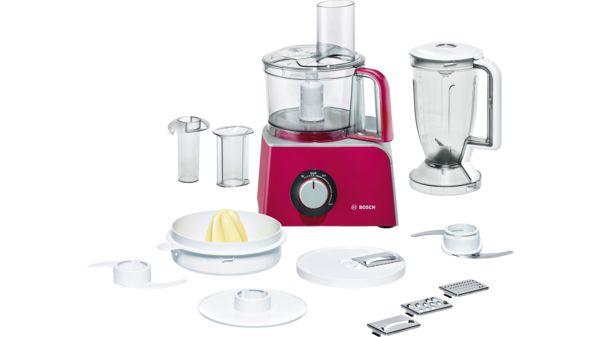 Robot da cucina compatto RED / Argento - MCM42024 | BOSCH