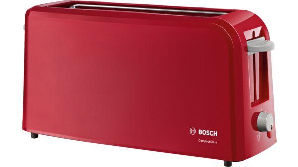 Bosch Kühlschrank Rot : Langschlitz toaster compactclass primärfarbe rot sekundärfarbe