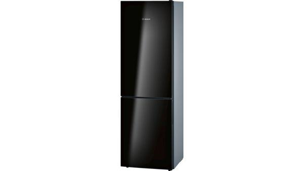 Bosch Kühlschrank Tür Wechseln : Türen schwarz kühl gefrier kombination serie 4 kgv36vb32s bosch