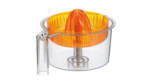 BOSCH 00572478 Presse agrume pour Kitchen Machine | MUM5
