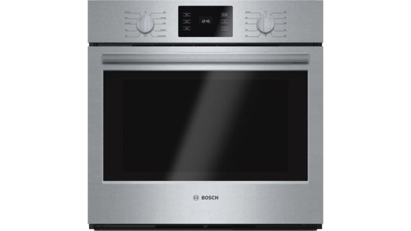 30 Single Wall Oven Hbl5451uc Stainless Steel 500 Series
