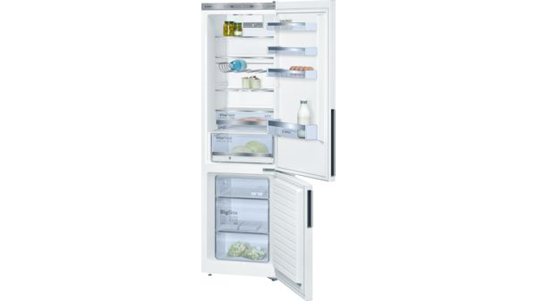 Bosch Kühlschrank Piept : Türen weiß kühl gefrier kombination serie kge dw bosch
