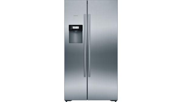 Kühlschrank Wasseranschluss Set : Kühlschrank ohne festwasseranschluss elegant side by side