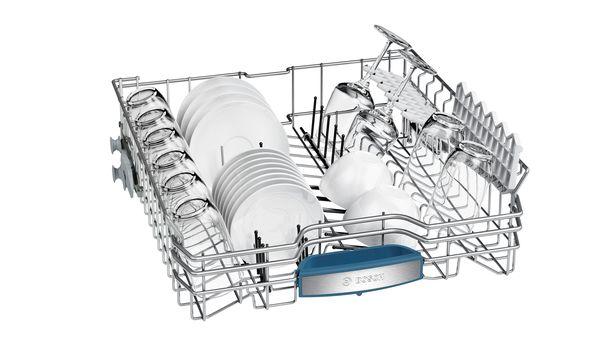Serie | 6 Freestanding Dishwasher 60 cm silver inox SMS68L28TR SMS68L28TR-5