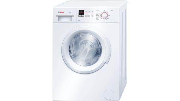 Serie | 2 Washing machine, front loader 6 kg 1400 rpm WAB28161GB WAB28161GB-1