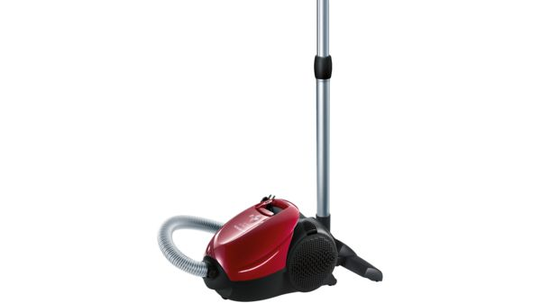 siemens big bag 3l  BSN1701RU chilli red Bosch 1700 W big bag 3 l - BSN1701RU | BOSCH