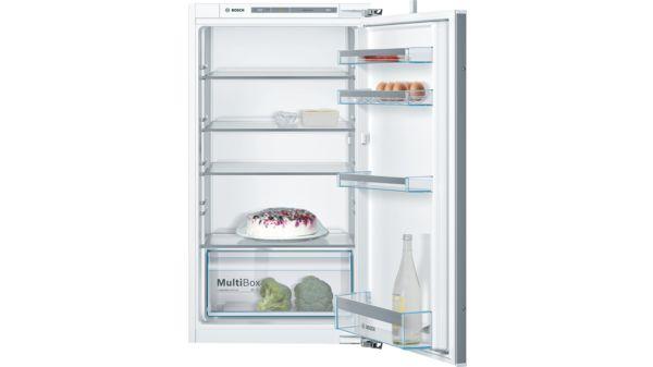 Bosch Kühlschrank Einbau : Einbau kühlschrank flachscharnier serie 4 kir31vf30 bosch