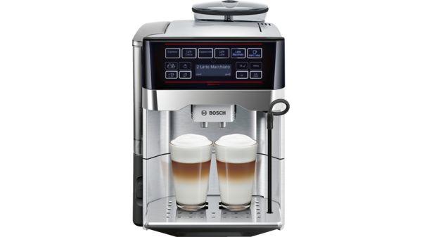 Veroaroma 700 Espresso Kaffeevollautomat Edelstahl Tes60759de Bosch