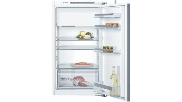 Kühlschrank Integrierbar : Kühlschrank integrierbar flachscharnier serie 4 kil32vf30 bosch