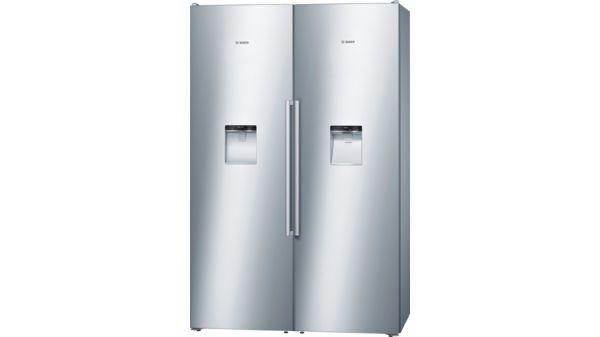 Kühlschrank Und Gefrierschrank Mit Eiswürfelspender : Kühl gefrierkombinationen kühlschränke und gefrierschränke neff