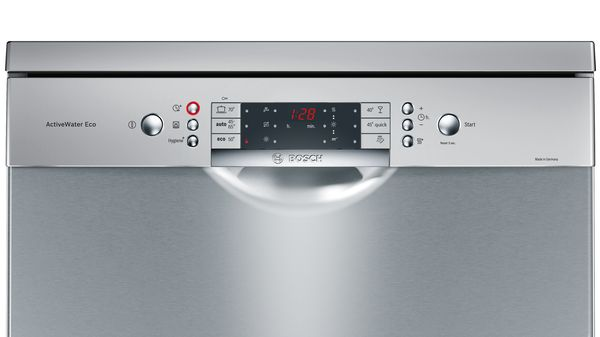 Free Standing Dishwasher Serie 6 Sms69m18gc Bosch