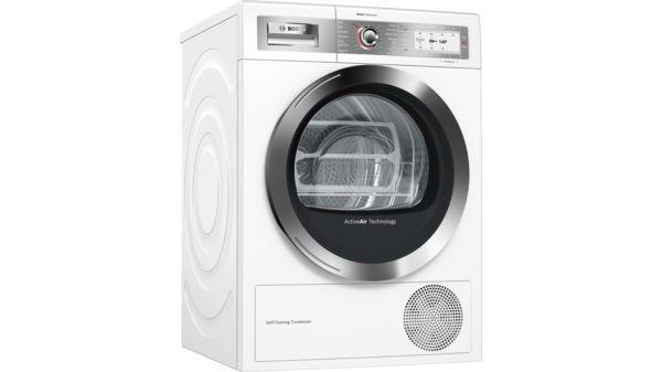Bosch Wty877w0au Heat Pump Tumble Dryer