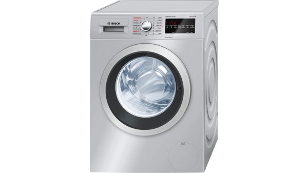Bosch Washing Machine WVG3046SGB in Kenya Washer/Dryer Front Load 8/5KG - Silver