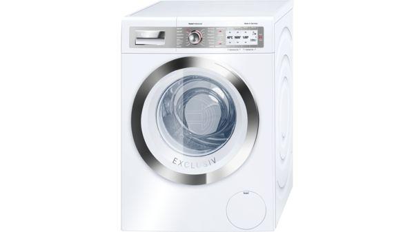 Waschmaschine Made In Germany Homeprofessional Wayh2790 Bosch