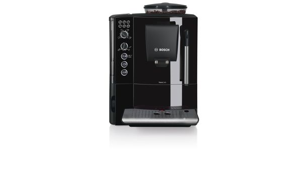Verocafe kaffeevollautomat schwarz tes50159de bosch