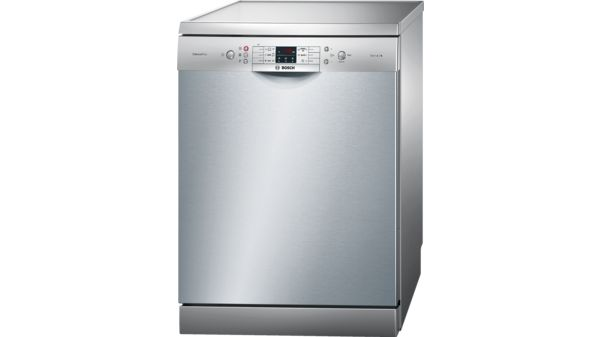 Serie | 6 Freestanding Dishwasher 60 cm silver inox SMS68L28TR SMS68L28TR-1