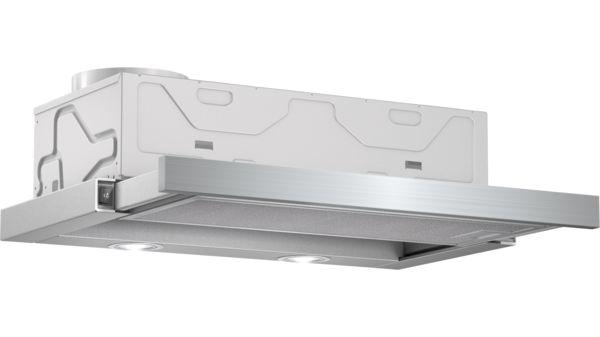 Serie | 2 Slideout rangehood 60 cm Silver metallic DFM064W50A