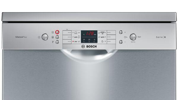 Serie | 6 Freestanding Dishwasher 60 cm silver inox SMS68L28TR SMS68L28TR-3