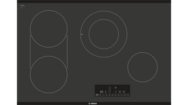 Fine 30 Touch Control Electric Cooktop Net8068Uc Black Frameless 800 Wiring Digital Resources Talizslowmaporg