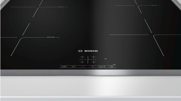 Serie | 4 Επαγωγικές εστίες 60 cm Μαύρο PIE645BB1E PIE645BB1E-2