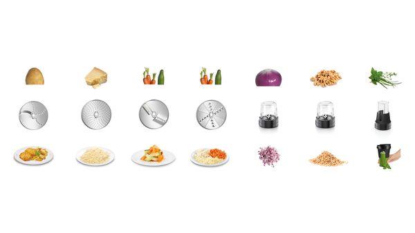 Universal Küchenmaschine Mum59s81de Mum59s81de Bosch