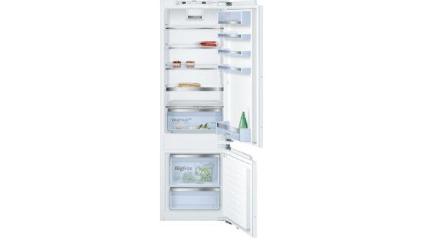 Bosch Kühlschrank Produktion : Smartcool kühl gefrierkombination serie kis ad bosch