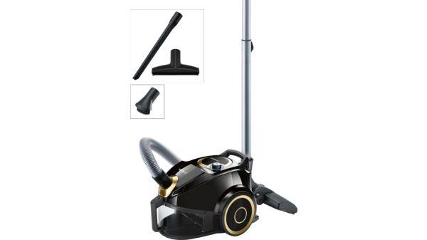 Bagged Canister Vacuum Cleaner Bagless Bgs4ugogb Runnn Bgs4ugogb