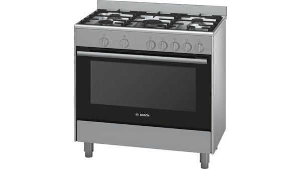 Serie | 2 Gas range cooker 90 cm HSG734357Z HSG734357Z-1