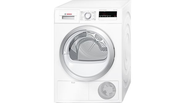 Serie 4 Condenser Tumble Dryer With Heat Pump