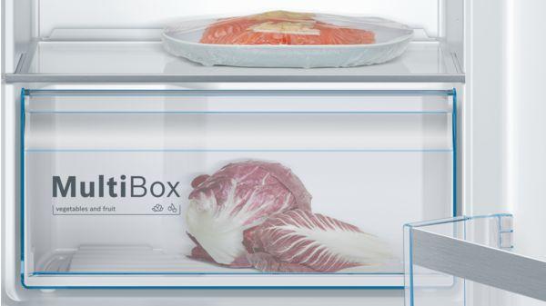 Kühlschrank Integrierbar A : Kühlschrank integrierbar flachscharnier serie kil vf