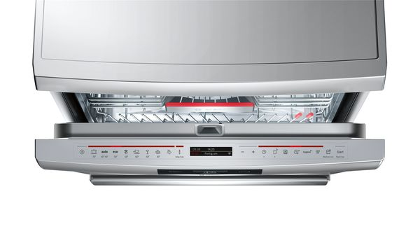 Serie | 8 Freistehender Geschirrspüler 60 cm Silver Inox SMS88UI36E SMS88UI36E-2