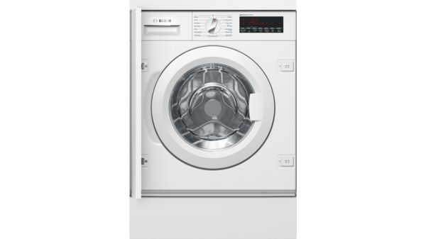 Serie | 8 Built-in washing machine 8 kg 1400 rpm WIW28500GB WIW28500GB-1
