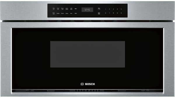 30 Drawer Microwave Hmd8053uc Stainless Steel 800 Series