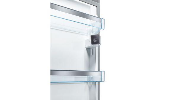 Bosch Kühlschrank Alarm Deaktivieren : Kühl gefrierkombination serie kgn hi bosch
