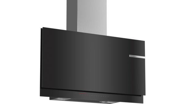 Wandesse 90 cm flach design serie 6 dwf97ks69 bosch