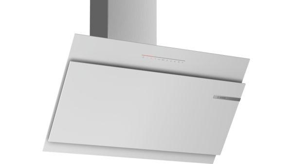 Wandesse 90 Cm Schrag Essen Design Weiss Serie 6 Dwk97jr20 Bosch