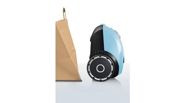 Sledestofzuiger met zak BGN2A209 Pastel blauw - BGN2A209  fce5f2f34ca