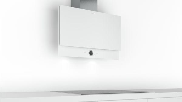Wandesse 90 Cm Weiss Flach Design Serie 8 Dwf97rv20 Bosch
