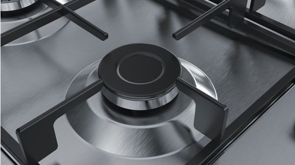 Serie | 4 Gas Hob 60 cm Stainless steel PGP6B5B60Z PGP6B5B60Z-4