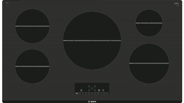 Bosch Nit5668uc Induction Cooktop