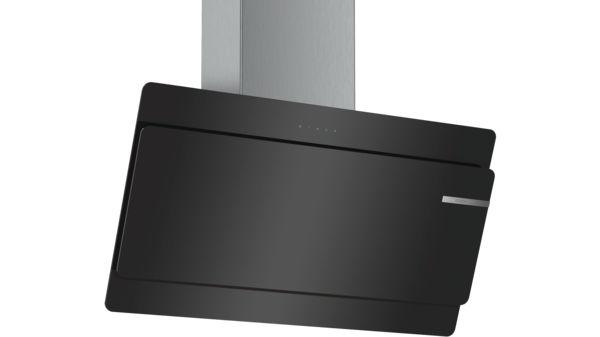 Serie | 4 wall-mounted cooker hood 90 cm Black DWK098G60I DWK098G60I-1