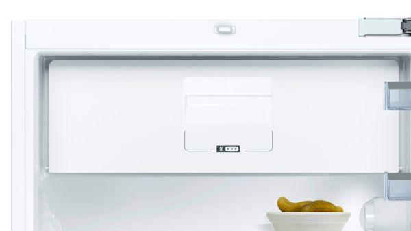 Serie | 6 Unterbau Kühlschrank Flachscharnier, Profi Türdämpfung KUL15A65 2