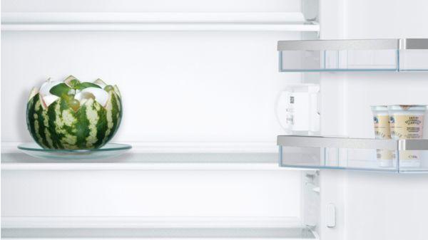 Einbau Kühl Gefrier Kombination Top Freezer Schleppscharnier