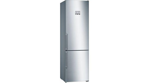 Bosch Kühlschrank Doppelt : Nofrost kühl gefrier kombination türen edelstahl mit anti