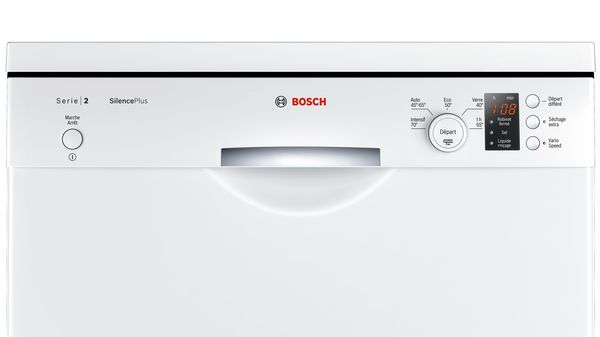 Lave Vaisselle Silenceplus Pose Libre Serie 2 Sms25aw00f Bosch