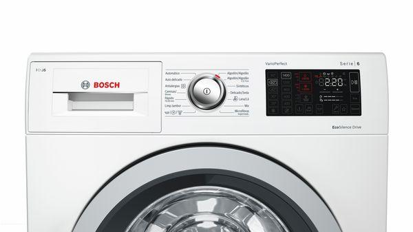 Bosch Wat28669es Lavadora De Carga Frontal