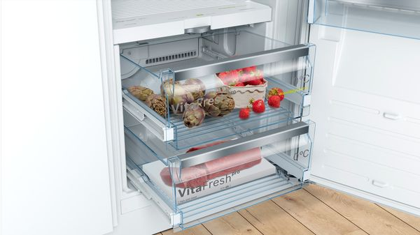Bosch Kühlschrank Produktion : Einbau kühlschrank smartcool serie kif af bosch